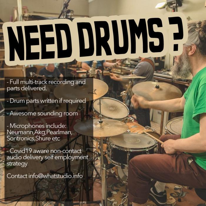 Need drumsSQ