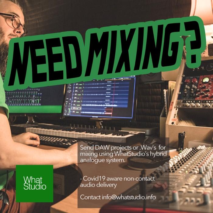 Need Mixing